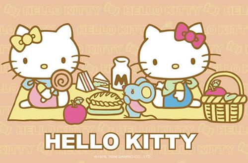 Hello Kitty bild 1