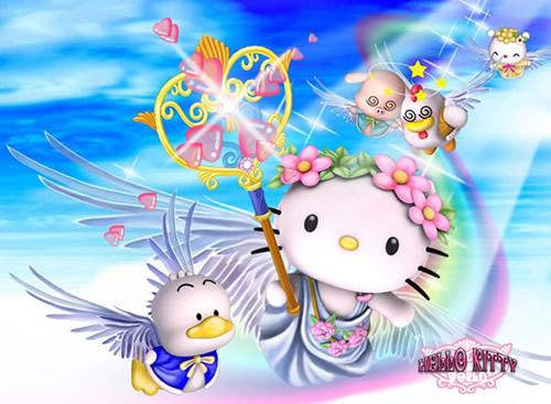 Hello Kitty bild 3