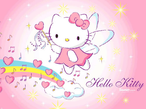 Hello Kitty bild 8