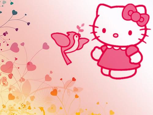 Hello Kitty bild 6