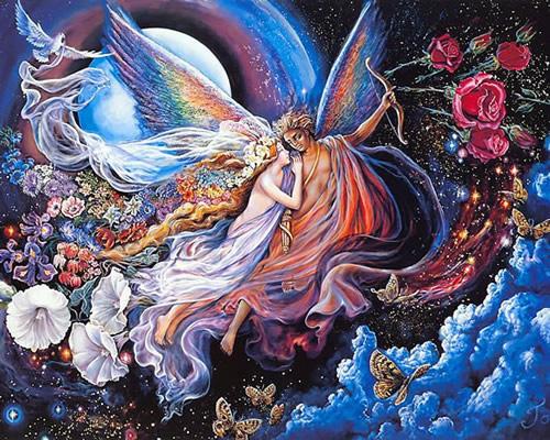 Mythologie-Feuerwerk