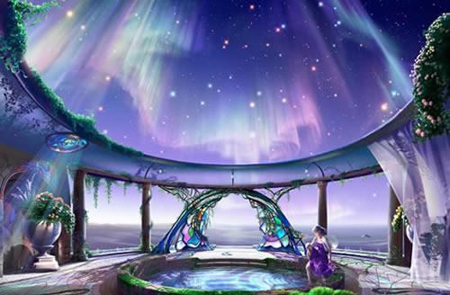 Der Sternenbrunnen