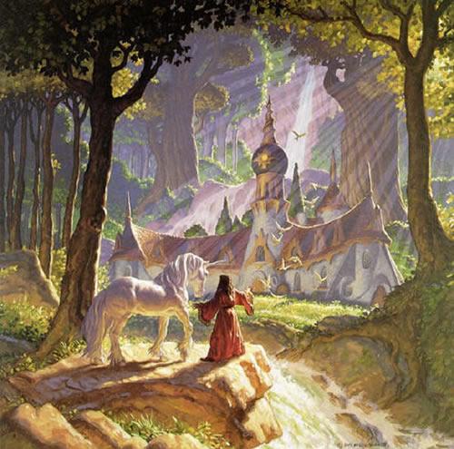Feriengemach im Wald