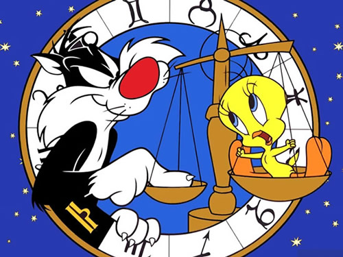 Sylvester, Tweety und die...