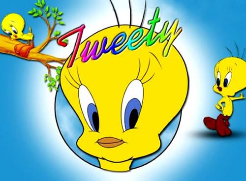 Dreimal Tweety