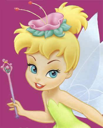 Sehr junge Tinkerbell