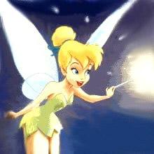 Tinkerbells Zauberstab...