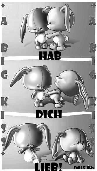 Hab Dich lieb!