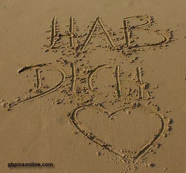Hab Dich <3