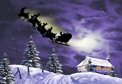 Weihnachtslandschaft bild 6