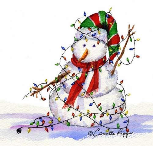 Schneemänner bild 10