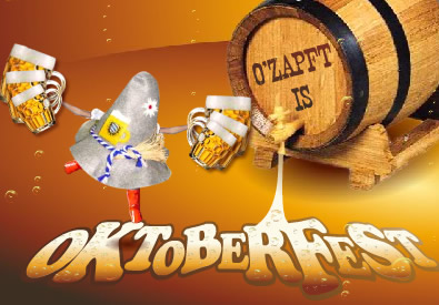 O'zapft is Oktoberfest