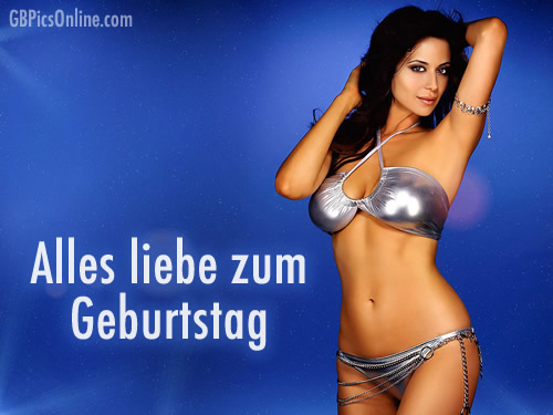 And Geburtstag Sexy Alles Gute Zum the video and
