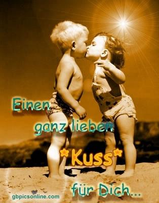 Einen ganz lieben *Kuss*...