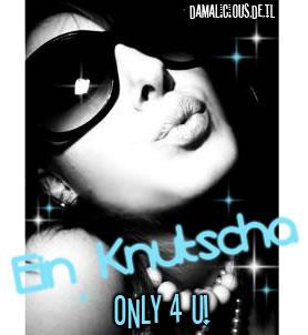 Ein Knutscha Only 4U!