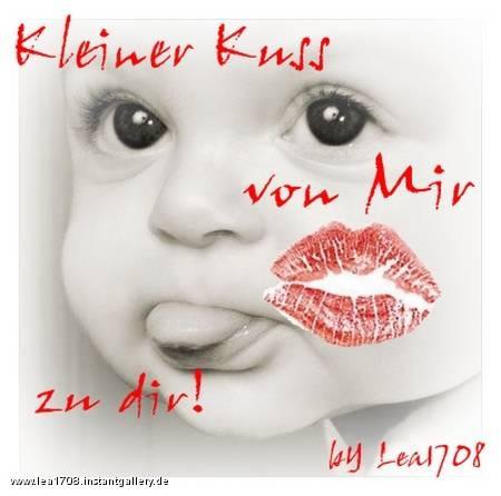 Kleiner Kuss von Mir zu dir!