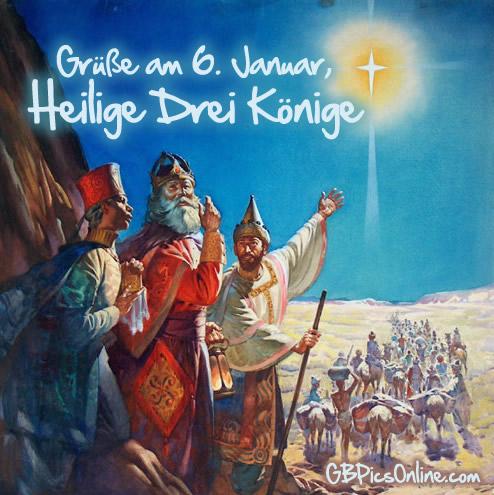 Heilige Drei Könige bild 5