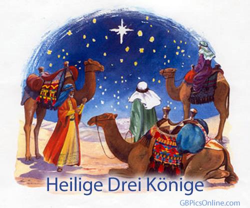 Heilige Drei Könige bild 7