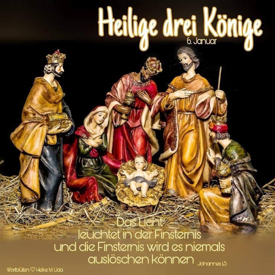 Heilige Drei Könige bild 1