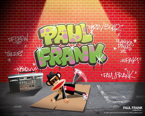 Paul Frank bild 7