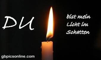 Du bist mein Licht im...