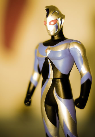 Ultraman GB Pic : 1
