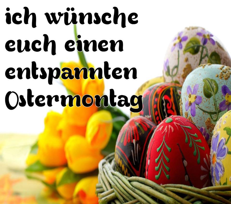 ᐅ Ostermontag Bilder - Ostermontag GB Pics - GBPicsOnline