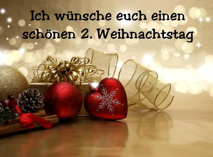 2. Weihnachtstag Feiertag