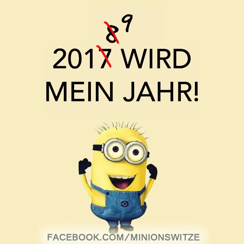 2019 Wird Mein Jahr!