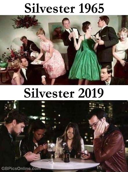 Silvester 1965... Silvester...