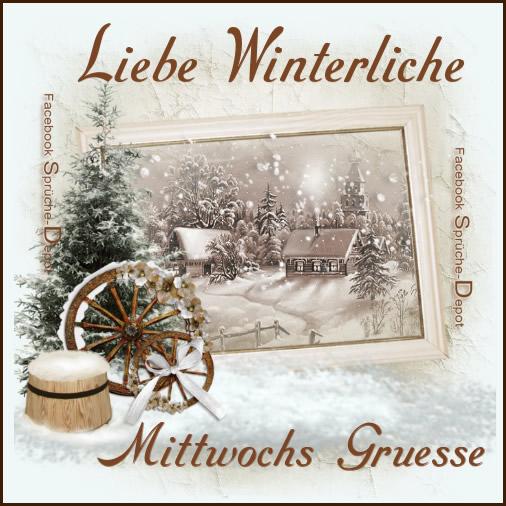 Liebe winterliche mittwochsgr e bild 23698 gbpicsonline - Winterliche bilder kostenlos ...