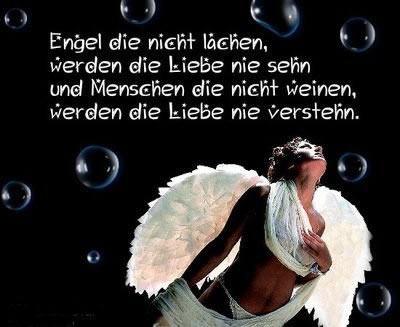 Engel, die nicht lachen...
