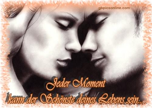Jeder Moment kann der schönste deines...