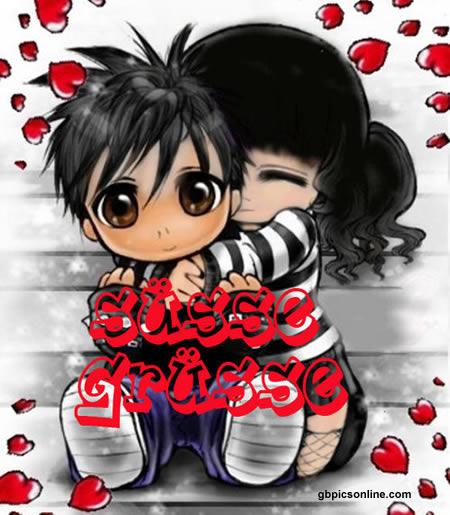 Süsse Grüsse
