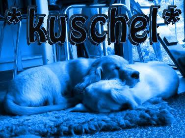 *kuschel*