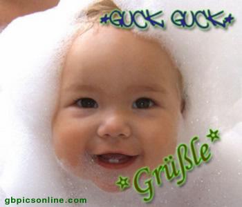 *Guck Guck*...
