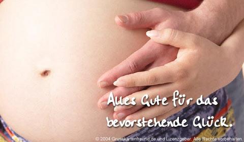 Schwangerschaft bild 1