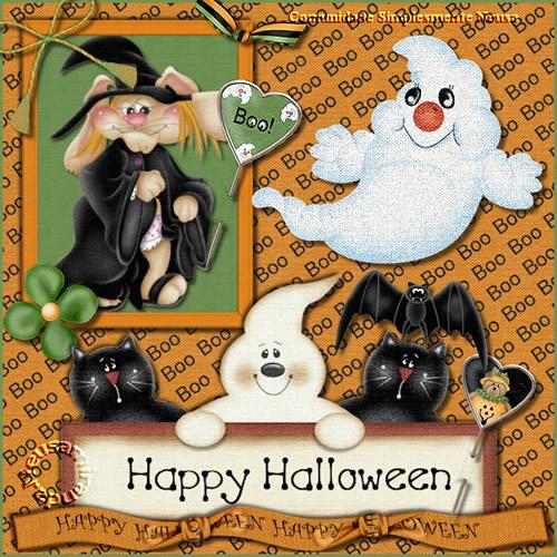 Boo! Happy Halloween.