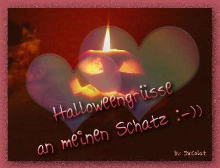 Halloweengrüße an...
