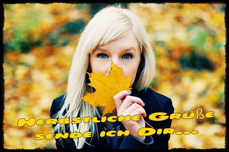 Herbstliche Grüße...
