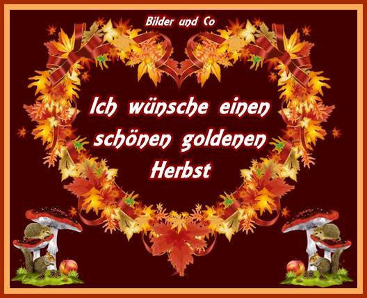 ᐅ Herbst Bilder Herbst Gb Pics Gbpicsonline