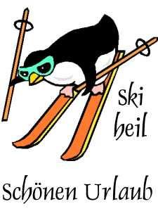 Ski heil. Schönen Urlaub.