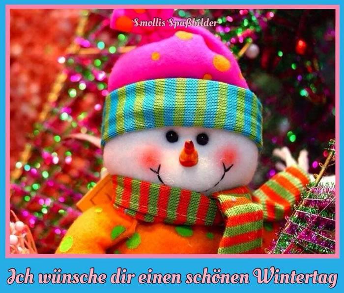 Dienstagsgrüße Winter