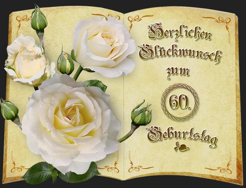 Glückwunschsprüche Zum 60. Geburtstag