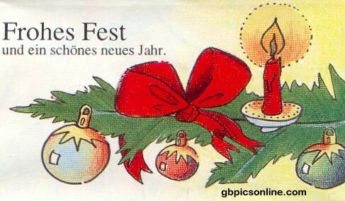 Frohe Weihnachten bild 2
