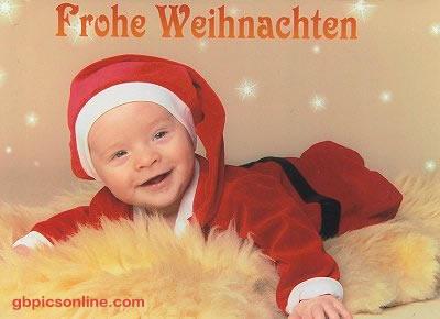 Frohe Weihnachten bild 3