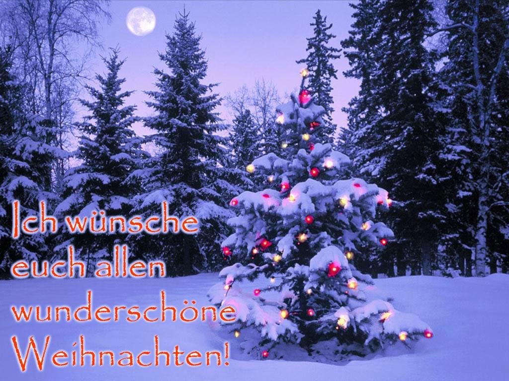 Ich wünsche euch allen...