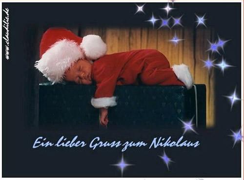 Sprüche Zum Nikolaustag
