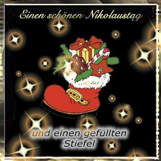 Einen schönen Nikolaustag...