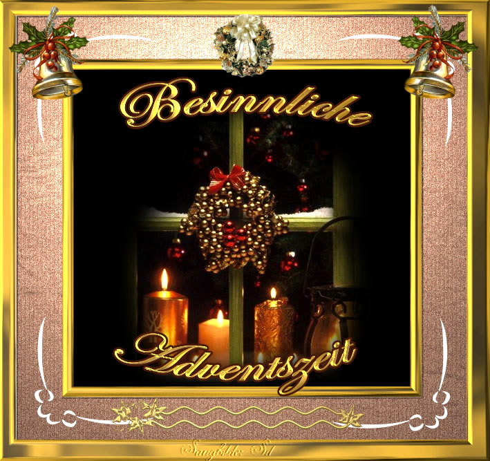 Besinnlich Adventszeit.